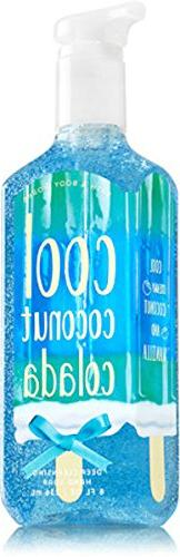 Bath & Body Works Deep Cleansing Hand Soap Cool Coconut Cola