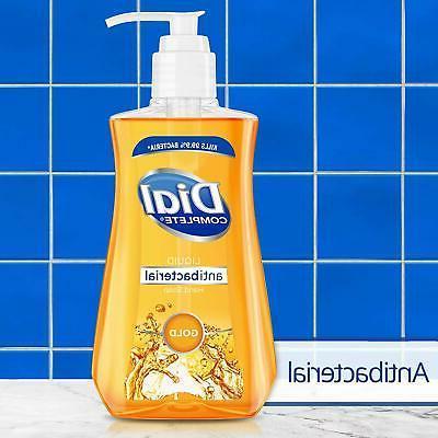 Dial Antibacterial Hand Soap,