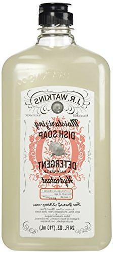 J.R. Watkins Dish Soap, Moisturizing, Pomegranate and Acai,