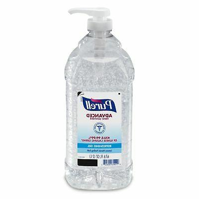 ec advanced hand sanitizer