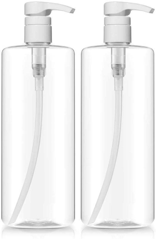 empty shampoo pump bottles 32oz 1liter bpa