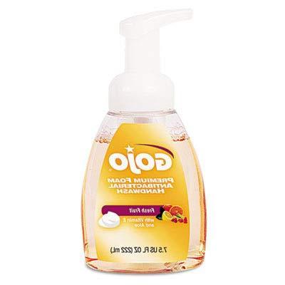 foam antibacterial hand wash