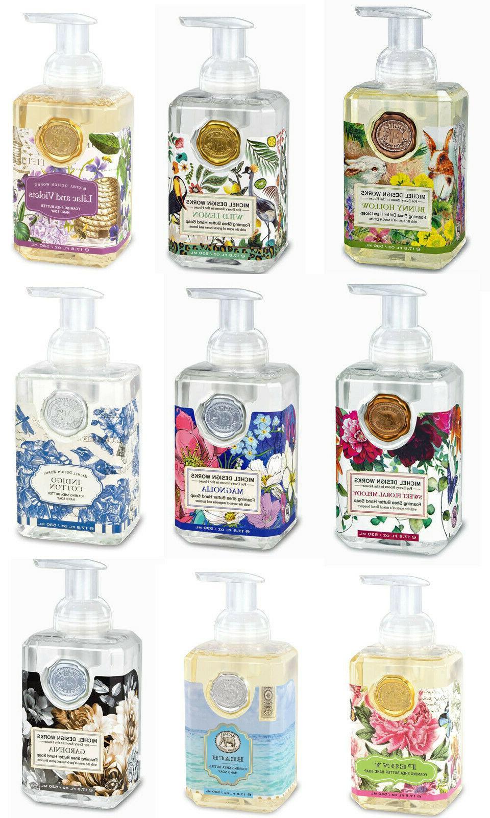 foaming hand soap 17 8 fl oz