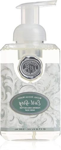 foaming hand soap earl grey
