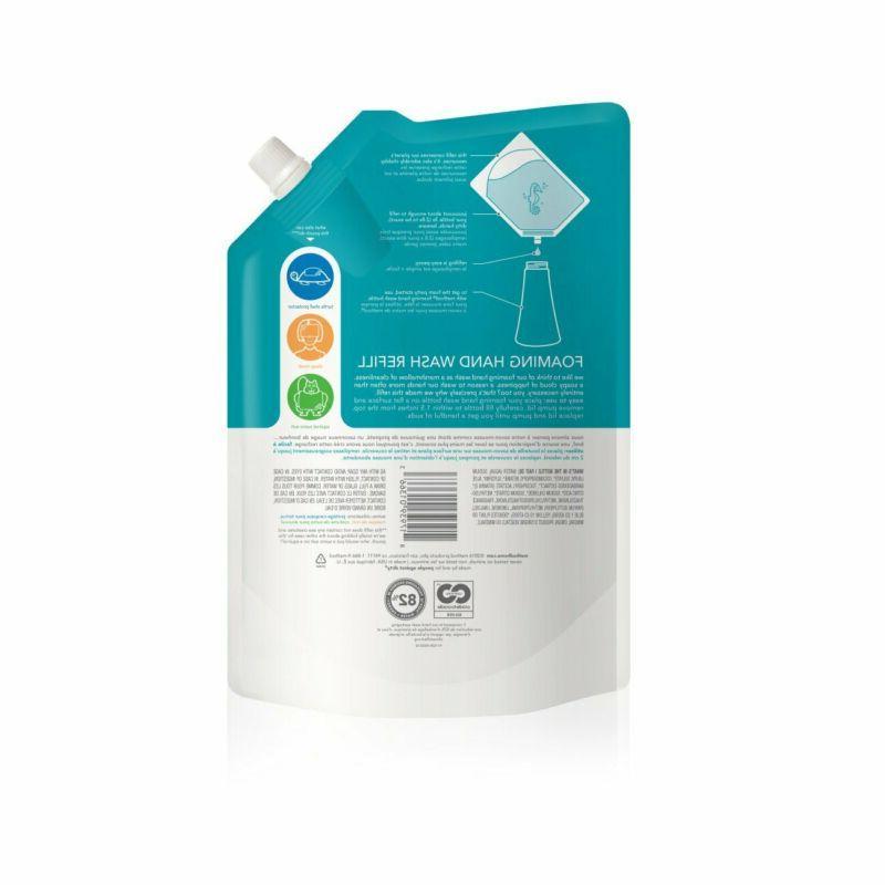 Method Hand Soap Refill hands + Ounce