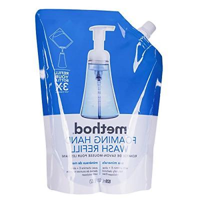 foaming hand soap refill