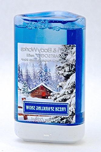 fresh sparkling snow ultra rich