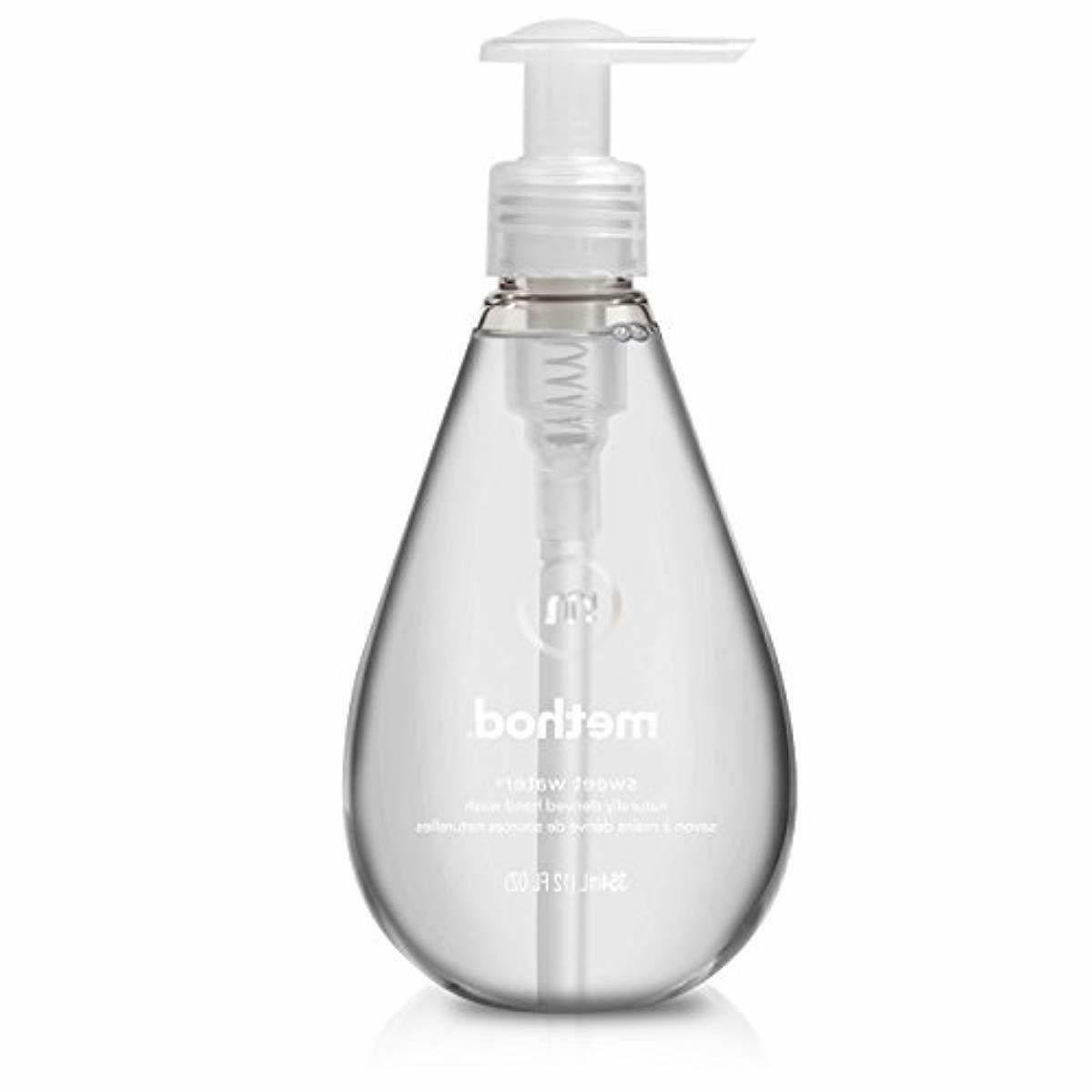 gel hand soap sweet water 12 ounce
