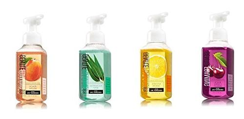 Bath & Body Works Gentle Foaming Hand Soap Coconut Oil Formu
