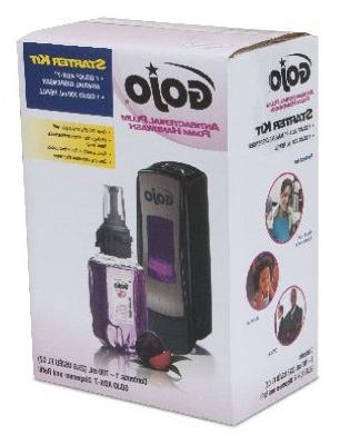 go-jo institutional 8712-d1 Gojo, 700 ml, Antibacterial Plum