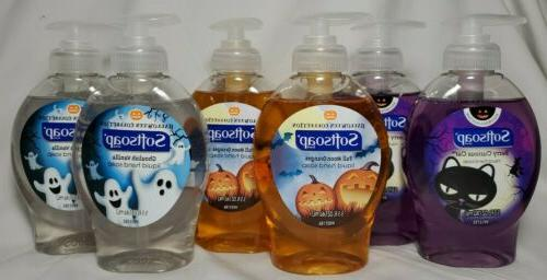 Softsoap Halloween Collection of Liquid Hand Soap