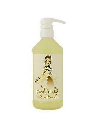 hand soap herbal fragrance 8 oz pump