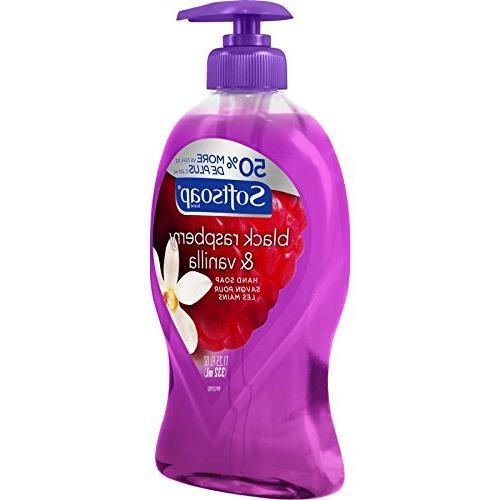 hand soap raspberry vanilla