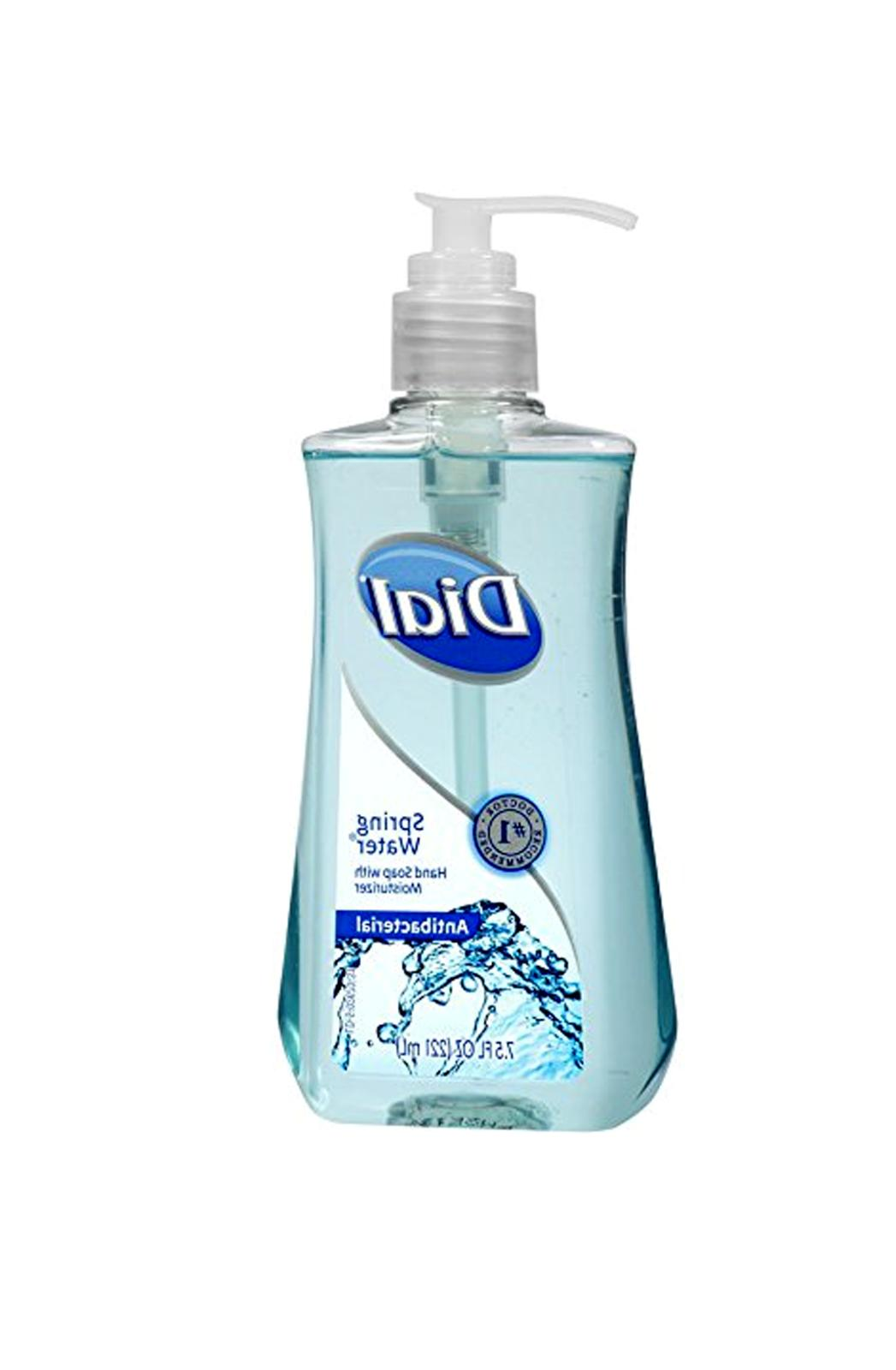 hand soap spring water gentle and moisturizing
