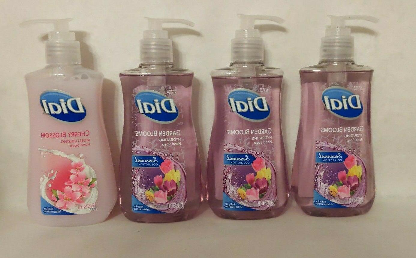 hydrating hand soap garden blooms seasonal collection