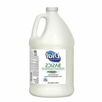 hypoallergenic liquid soap