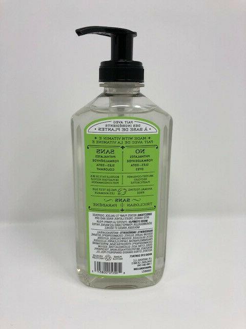 J.R. Hand Soap Green Tea Plant-Based