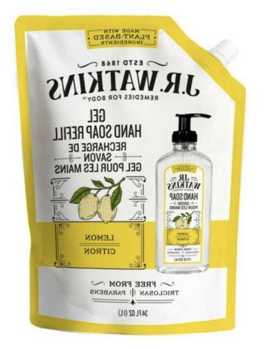 lemon liquid hand