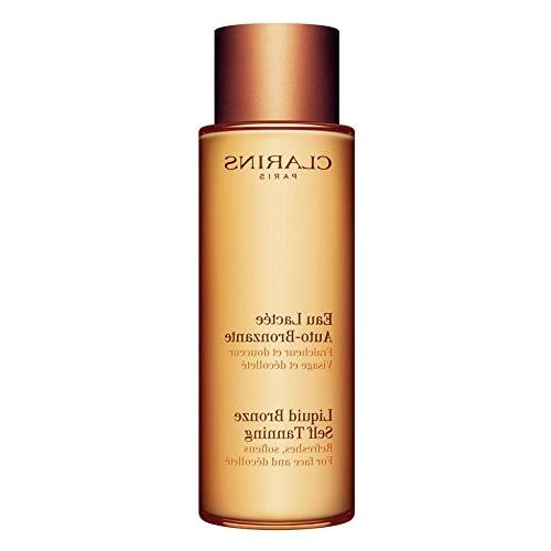 liquid bronze self tanning face