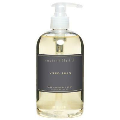 liquid hand soap 12 oz earl grey