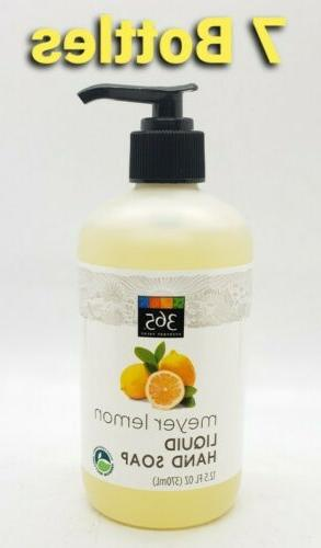 365 Everyday Value, Meyer Lemon Liquid Hand Soap, 12.5 Fl Oz