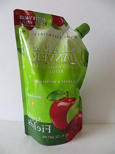 Klar & Pump Refill Apple Fields