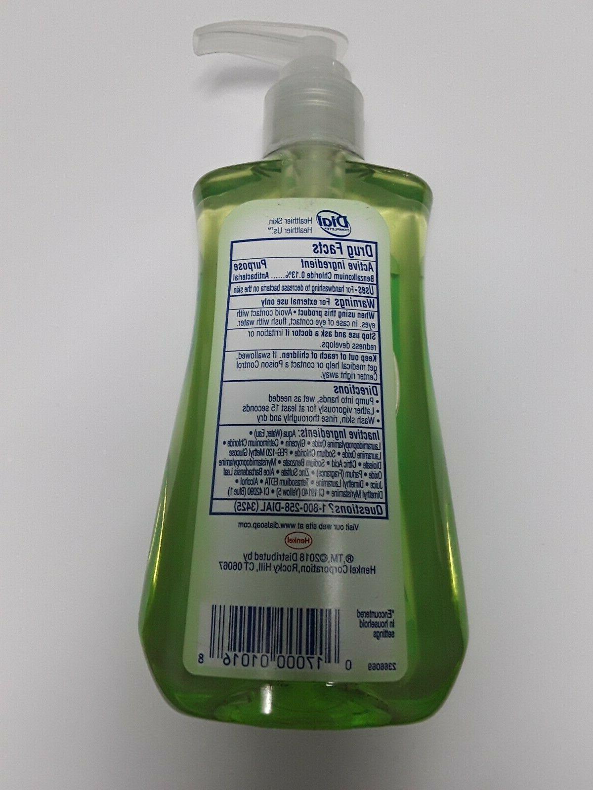 Dial Liquid Aloe, 7.5