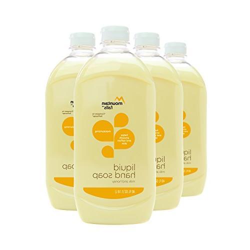 liquid hand soap bottle
