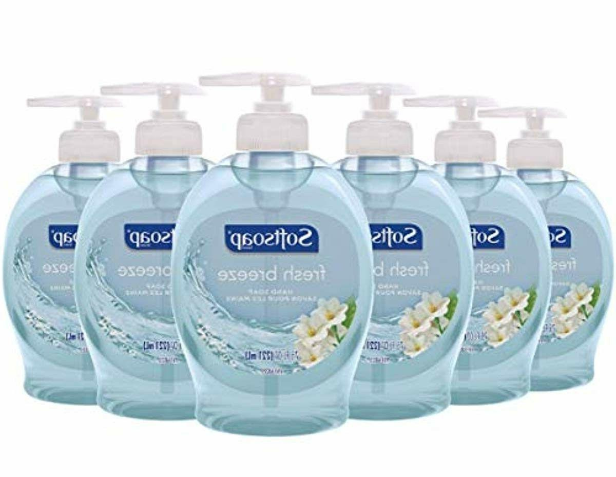 Softsoap Liquid Hand Soap, Fresh Breeze - 7.5 fluid ounce Pa