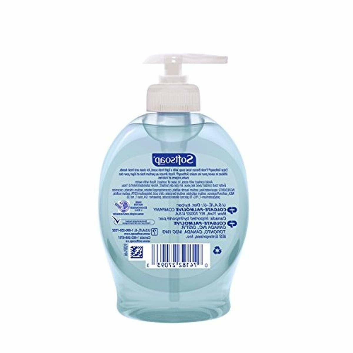 Softsoap Liquid Hand Fresh fluid ounce