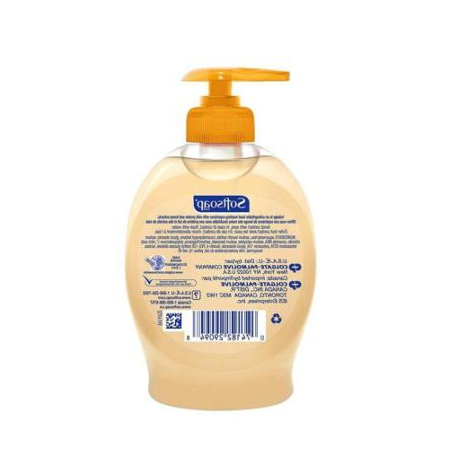 Softsoap Soap, Milk and Honey 7.5 fluid