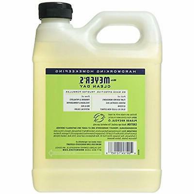 Mrs. Meyers Soap Oz, Lemon Verbena Pack Of 2