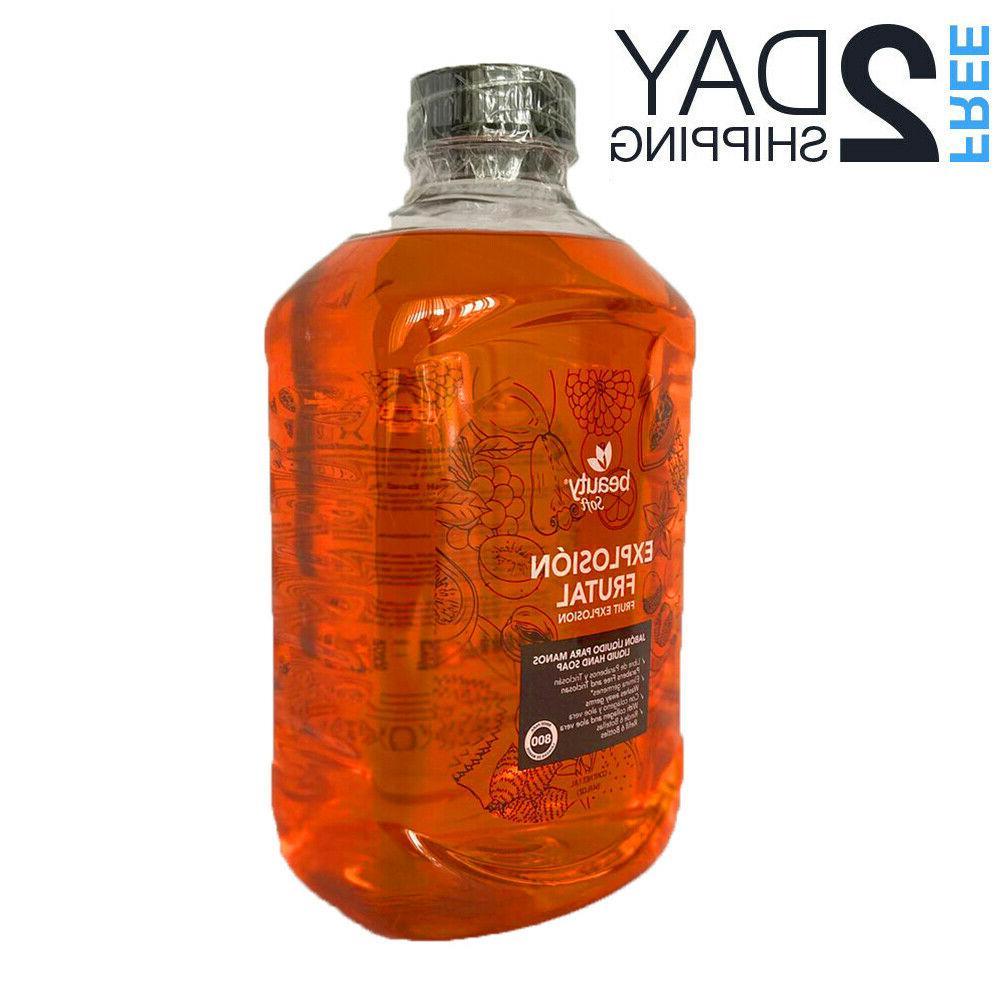 Liquid Refill 64 oz - Fruit Explosion
