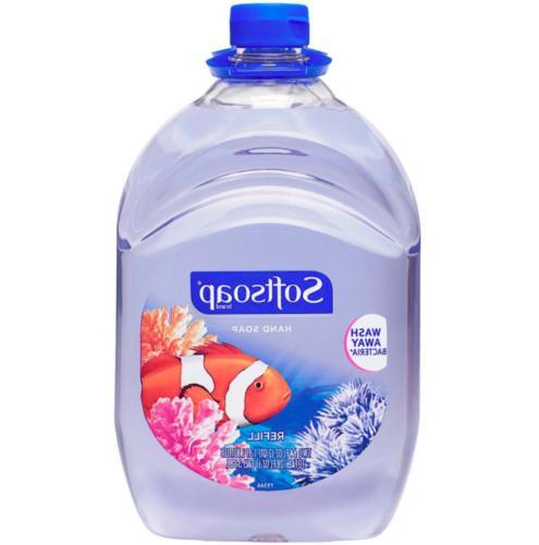 liquid hand soap refill aquarium scent jumbo