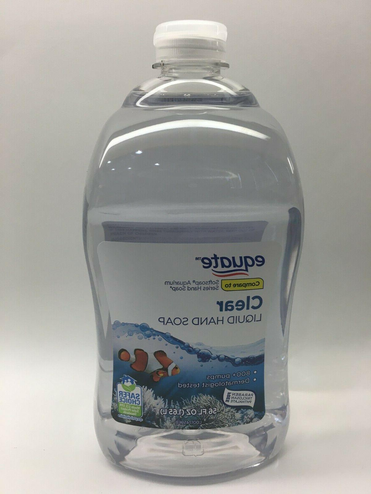 liquid hand soap refill clear 56 fl