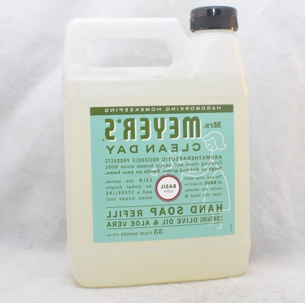 Mrs. Meyer's Liquid Hand Soap - oz - Case of Liquid