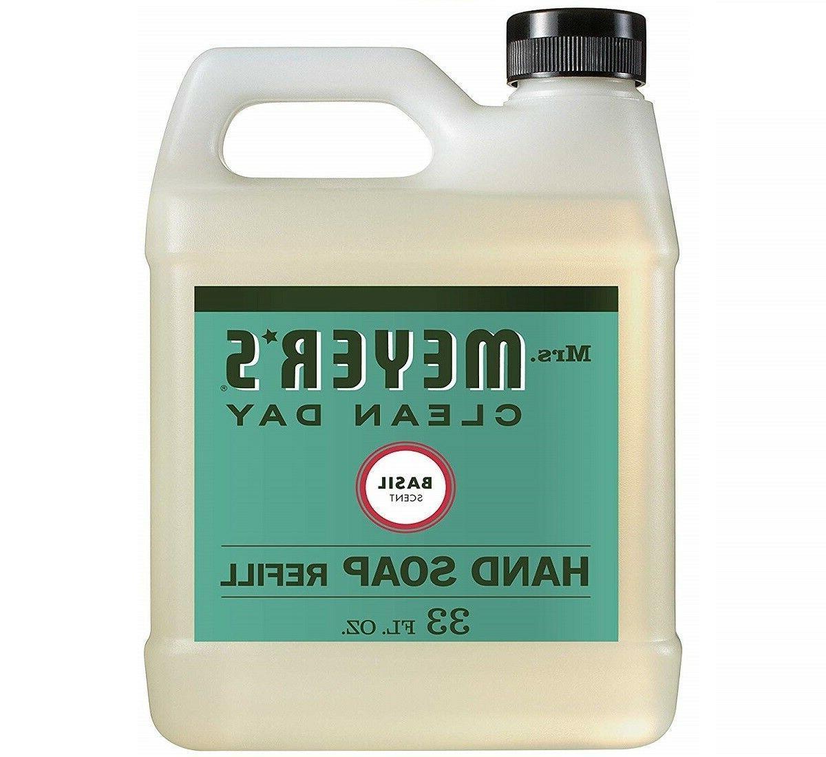 liquid hand soap refill