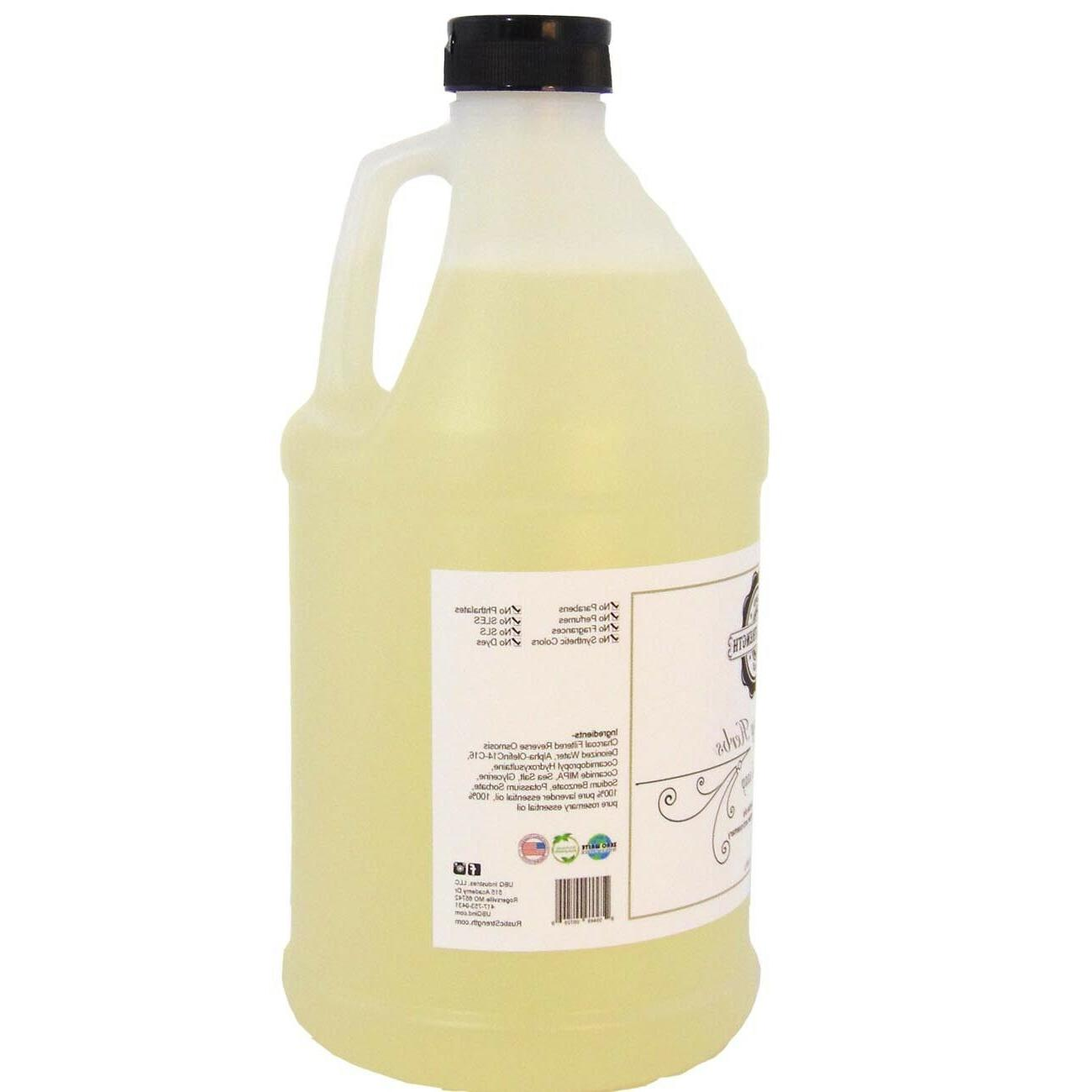 Liquid Hand Soap Herb rosemary and lavender EO - refill