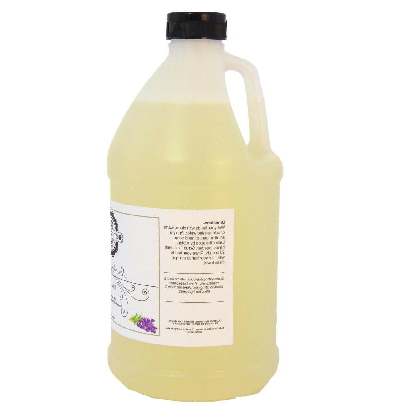 Liquid Herb rosemary and EO scent 64oz refill