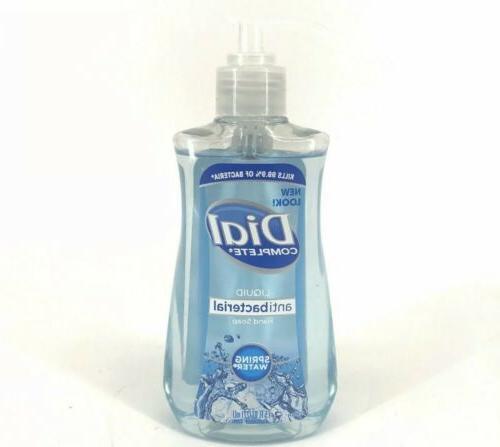 liquid hand soap spring water 7 5