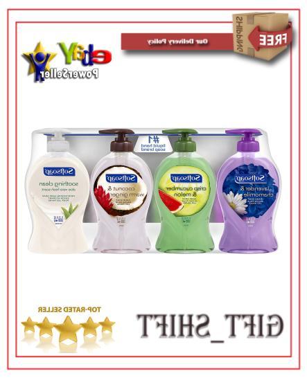 Softsoap Liquid Hand Soap Variety Pack