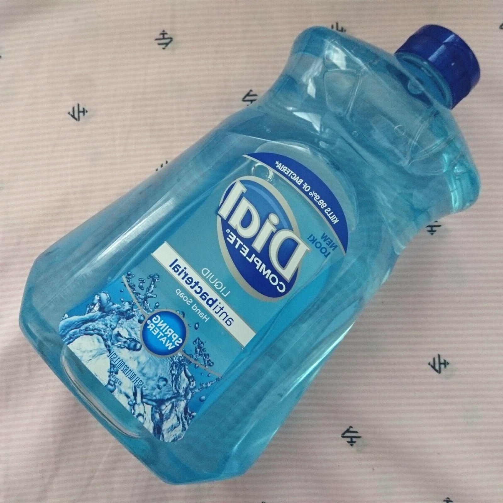 Dial Liquid Soap Wash Water Fast Shipping