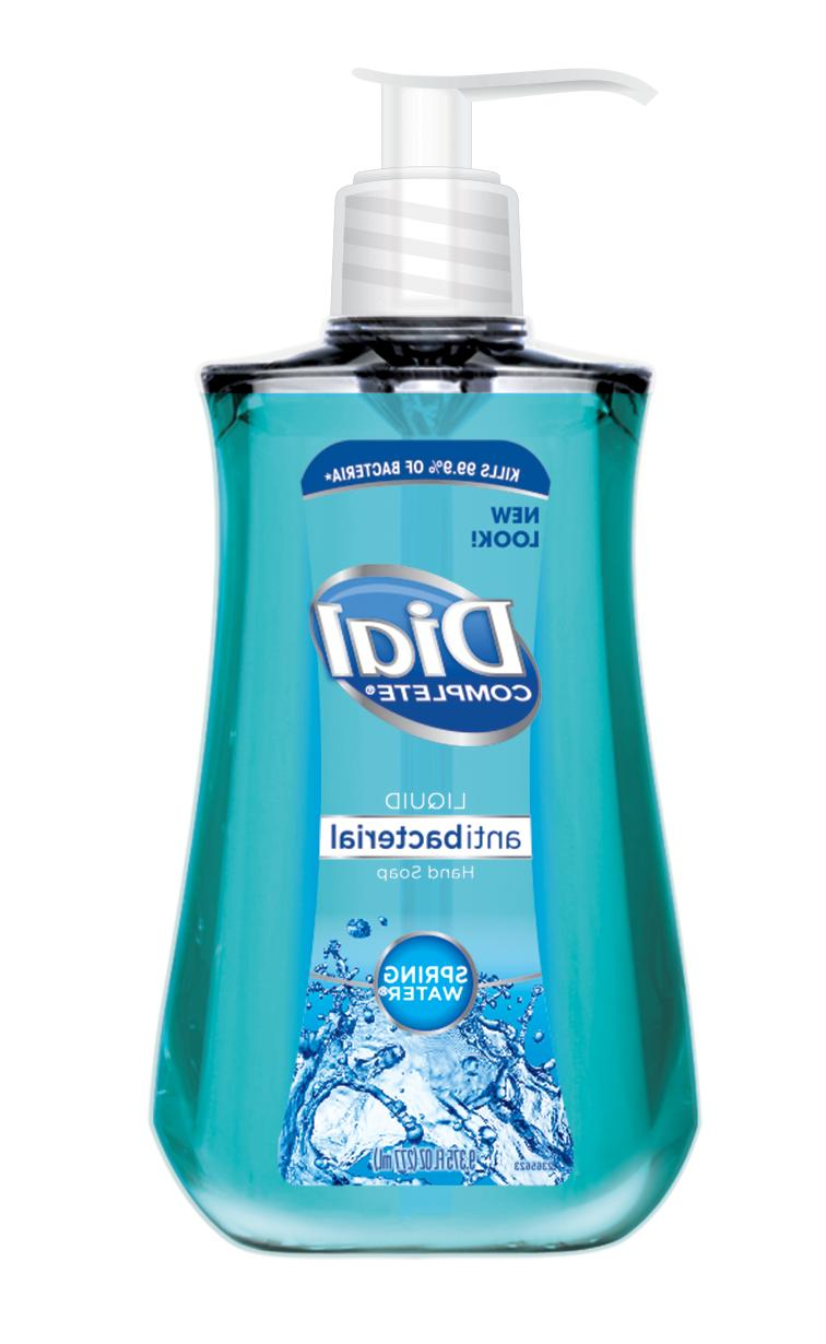 Dial Liquid of germs and 9.375 oz