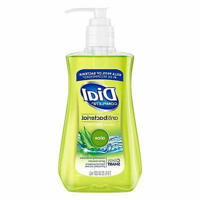 liquid soap aloe