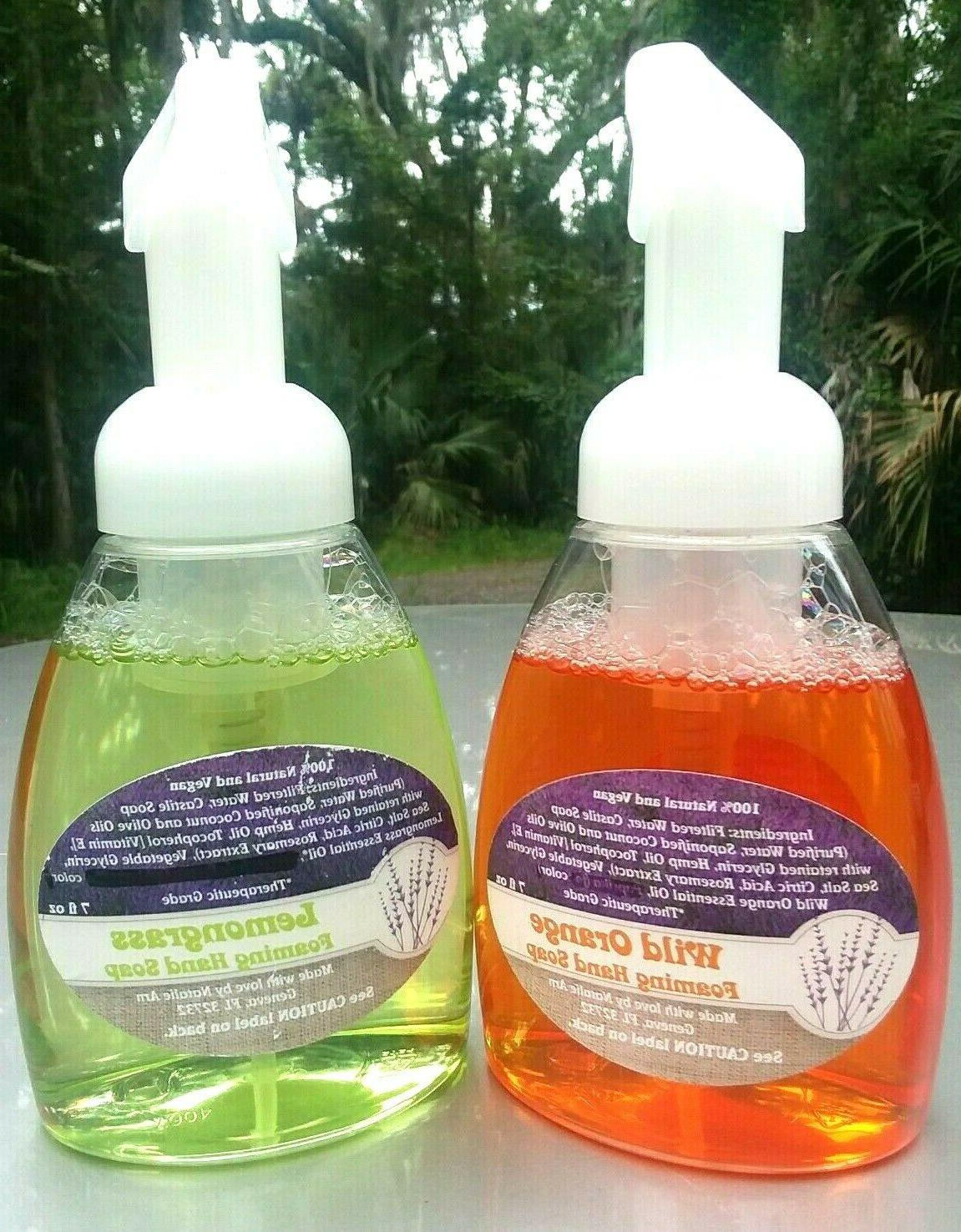 Lot of Foaming Hand Therapeutic Choose