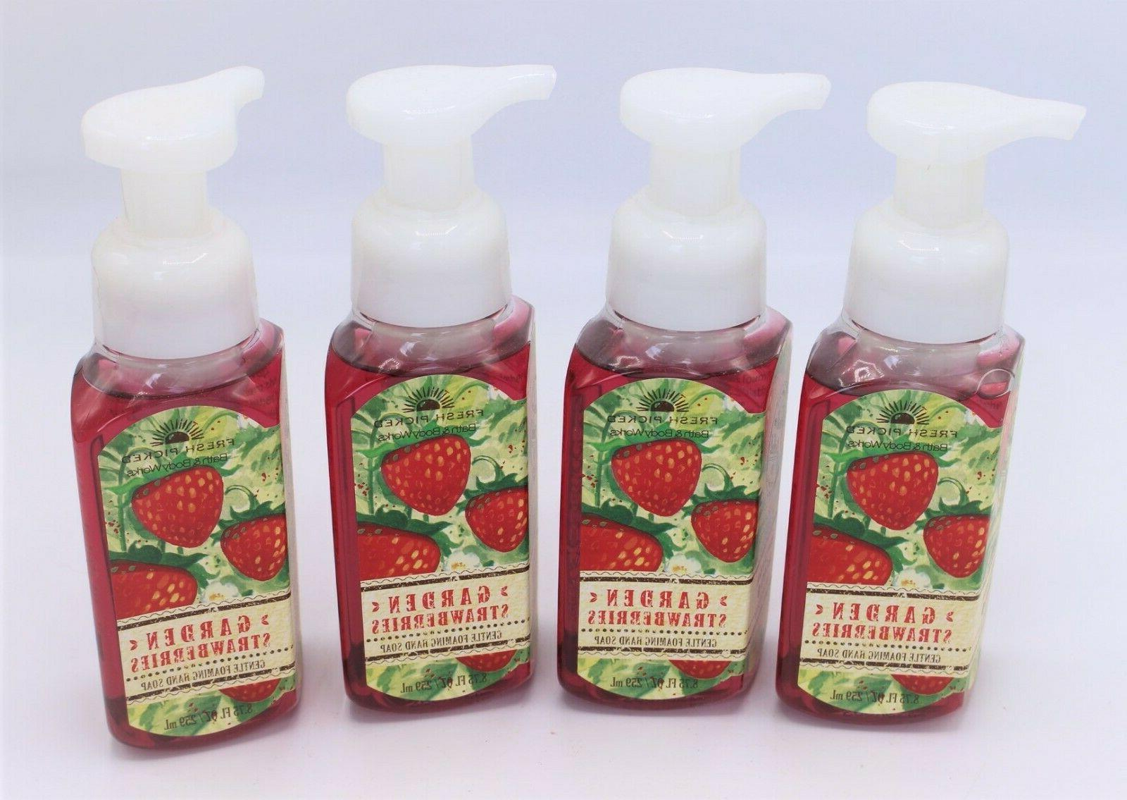 lot of 4 bath and body works