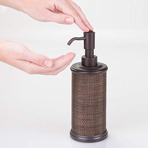 Liquid Pump Bathroom be Used Sanitizer - Woven 2 Pack