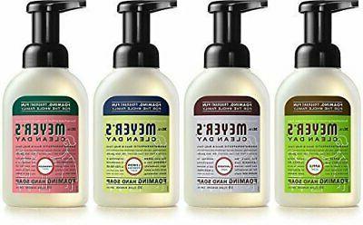 meyers foaming hand soap variety