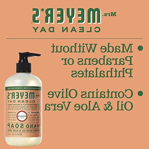 Mrs. Meyer's Liquid soap, Geranium, 12.5 oz