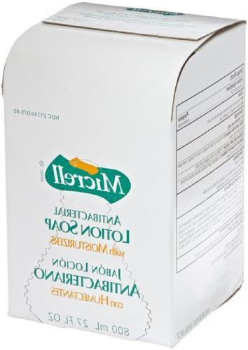 micrell antibacterial liquid soap